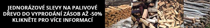 Akce - palivové dřevo levně