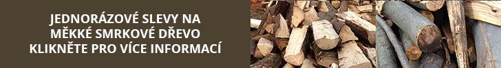 Akce - měkké palivové dřevo levně