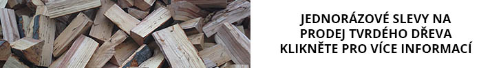 Akce - tvrdé palivové dřevo levně